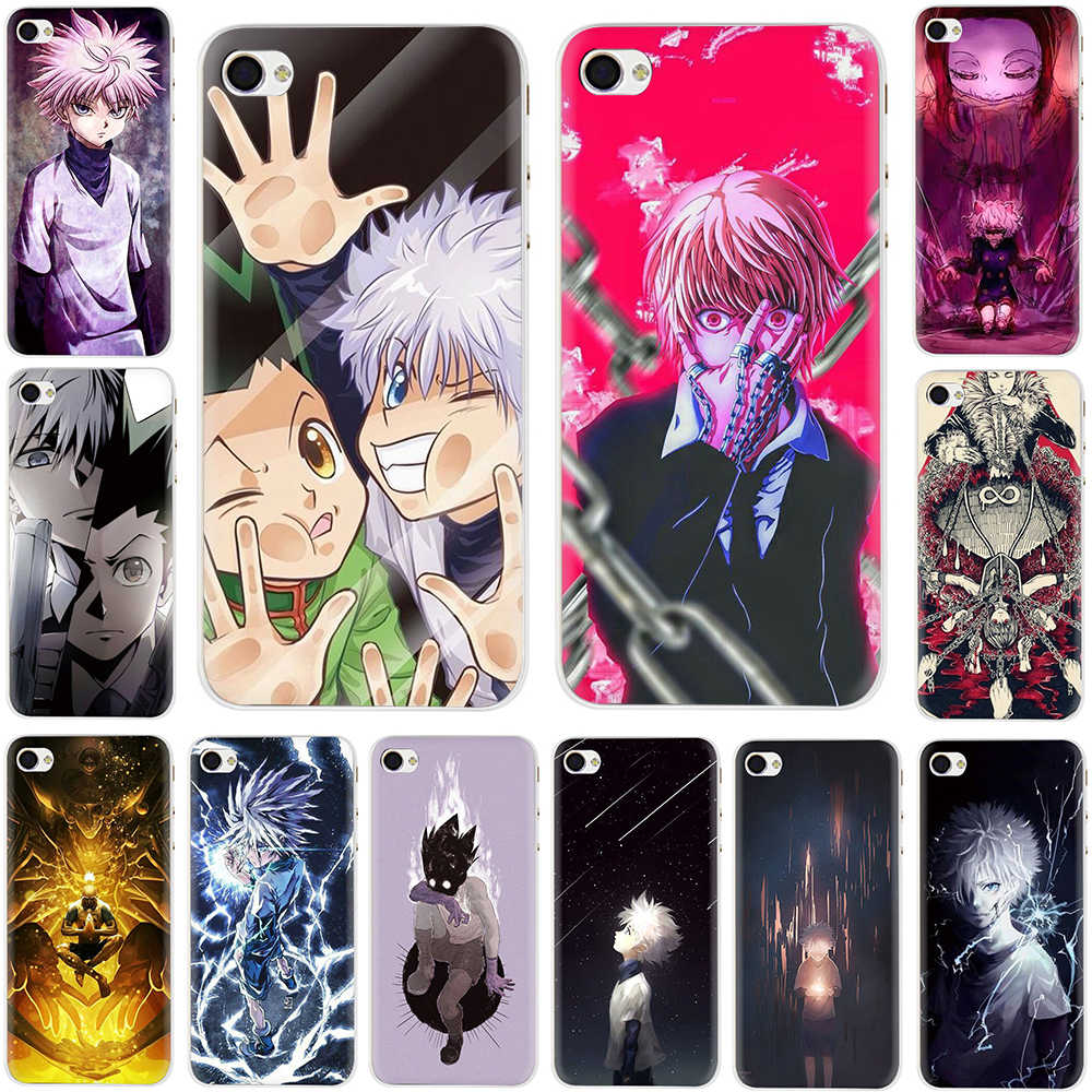 Hunter X Hunter Anime 3 Hard Phone Cover Case For iphone 5 5S 5C 6 6S Plus 7 8 Plus X XS XR 11 Pro Max