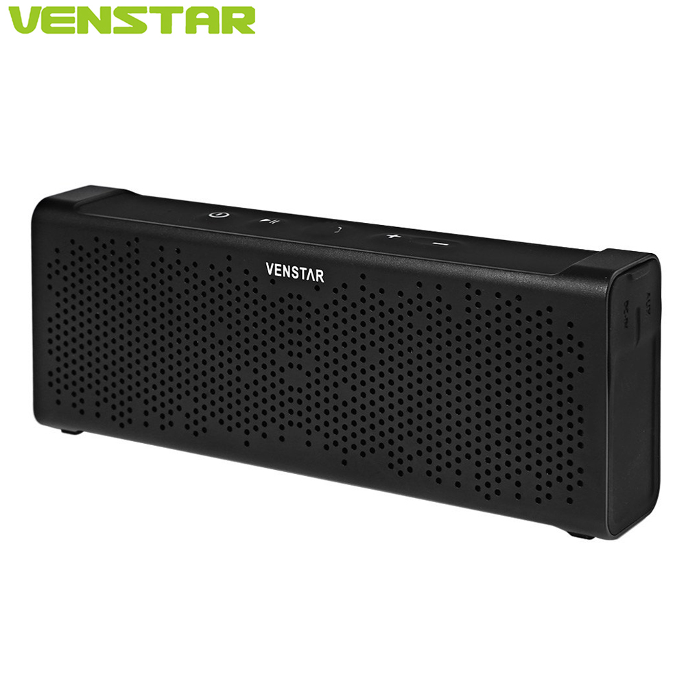 VENSTAR S208 Portable Wireless Bluetooth Speaker Built in 10W Audio Driver Super Bass Sound Water Resistant Mini Subwoofer