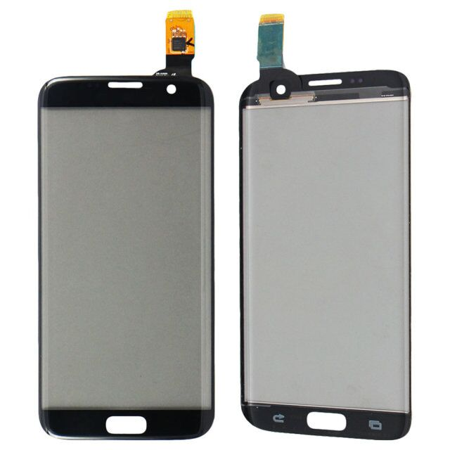 For Samsung Galaxy S7 Edge G935 Black Gold Touch Screen Digitizer ... 9ef7c0c4ab