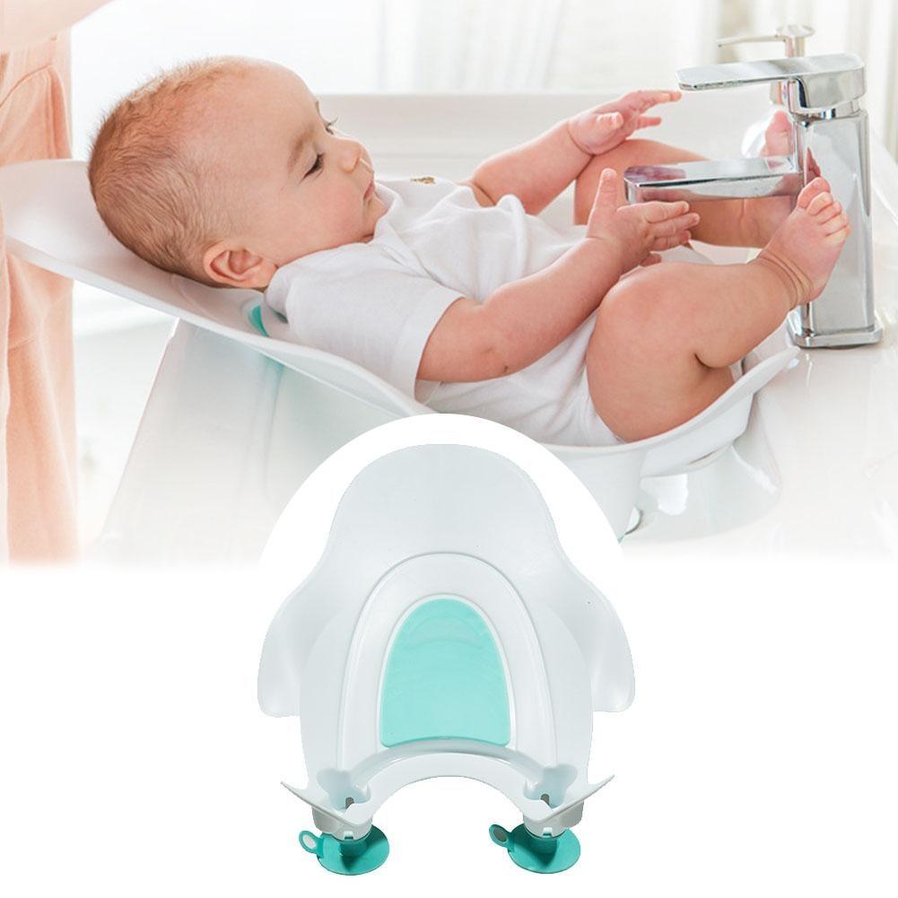 Infant Baby Ass Washing Basin Newborn Compact Baby Bathtub