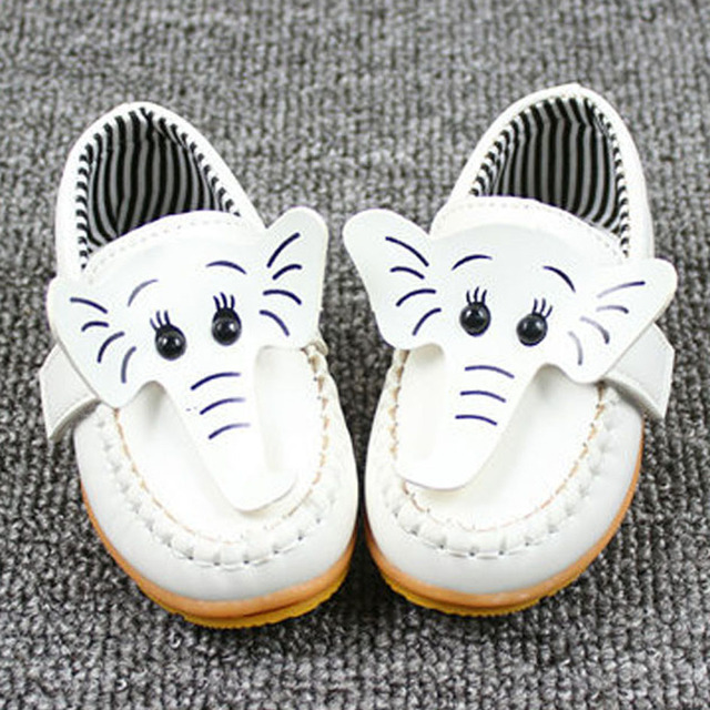 2017 Elephant First Walkers For Baby Boys Antiskip Cartoon Elephant Toddlers Shoes Autumn Infant Boys Casual Shoes Sapatos Ninos