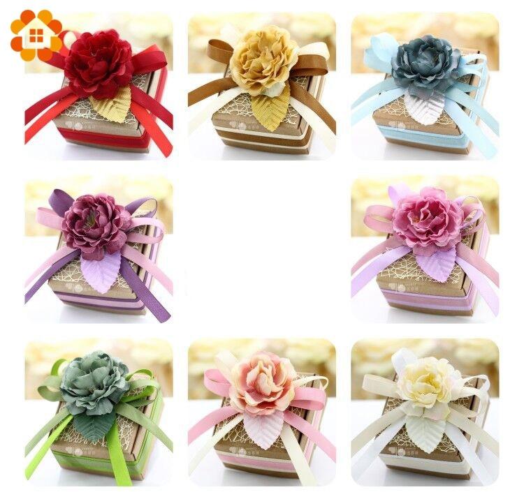 10pcs High Quality Diy Artificial Silk Flower Head