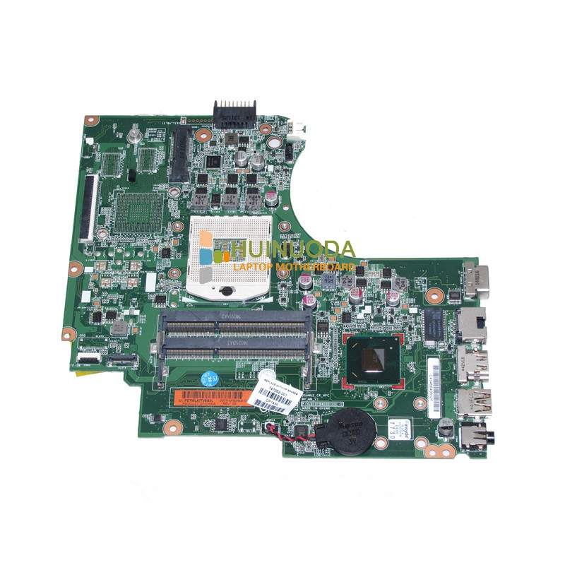 NOKOTION 747262-501 747262-001 Main Board For HP 15-D 240 G2 246 G2 Laptop Motherboard HM76 GMA HD DDR3 762526 501 main board for hp pavilion 15 p day22amb6e0 laptop motherboard ddr3 am8 cpu