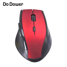 Do Dower 2 4G Wireless Optical Mouse 6D Office 2 4G Cordless Computer Mice for Laptop