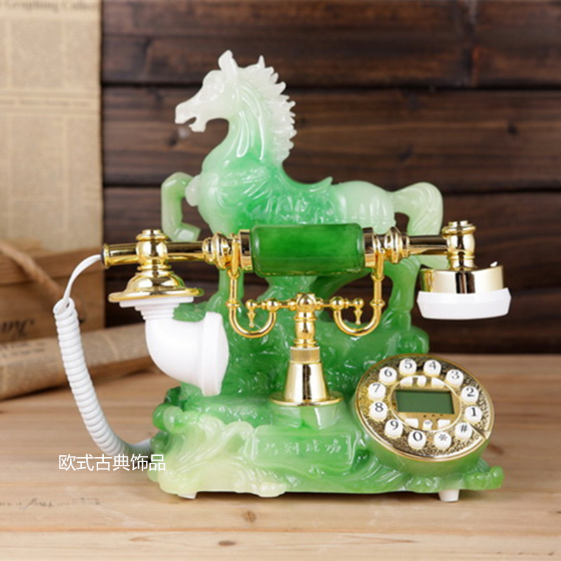 Antique telephone set fashion Европейских телефон сад классический телефон ретро телефон