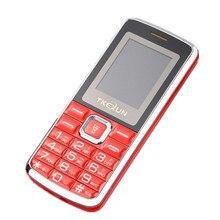 Оригинальный TKEXUN C1 Телефон Dual Sim-карты Фонарик MP3 MP4 1.8 дюймов Мини-Дешевый Телефон