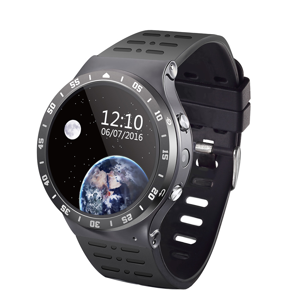 New Fashion S99A Smartwatch GSM 3G WCDMA MTK6580 Quad-Core Android 5.1 Smart Watch GPS WiFi 5.0MP HD Camera Pedometer Heart Rate android 5 1 smartwatch x11 smart watch mtk6580 with pedometer camera 5 0m 3g wifi gps wifi positioning sos card movement watch