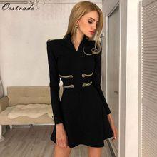 Ocstrade אופנה חדש שמלת