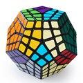 Mf8 4 X 4 cubo mágico Megaminx Puzzle negro juguete de los cabritos educativos cubo