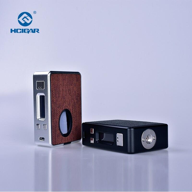 Hcigare VT inbox V3 squonk Mod boîte sortie 1-75 w vaporisateur Evolv DNA75 puce alimentée 18650 batterie elektronik sigara mod - 4