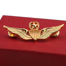 ACRDDK Classic Men Brooches WWII USAF Military Command