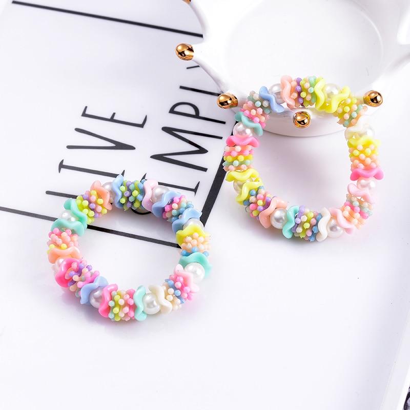 Stunning Elegant Girl Kids Necklace// Bracelet Faux Pearl Bead Gift Party Bag