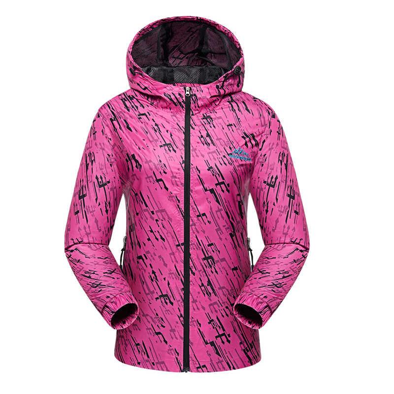新しい男性女性ジャケットソフトシェルコート男性屋外ウインドブレーカー男性観光ジャケット防水 jaqueta 防風カップル