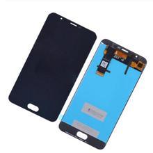 5.5 Polegada para sharp r1s display lcd + digitador da tela de toque preto cor branca fita & ferramenta