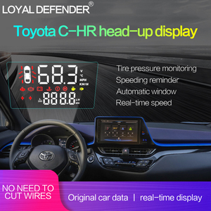 HUD Head-up Display for Toyota