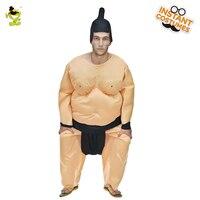 Purim Halloween Inflatable Sumo Suits Cosplay Inflatable Fat Kids Man Sumo Wrestler Costume Verkleedkleren Carnaval Tube Man