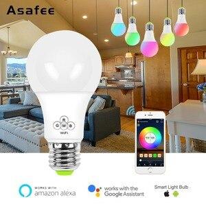 Asafee Magic Home Smart Bulb W