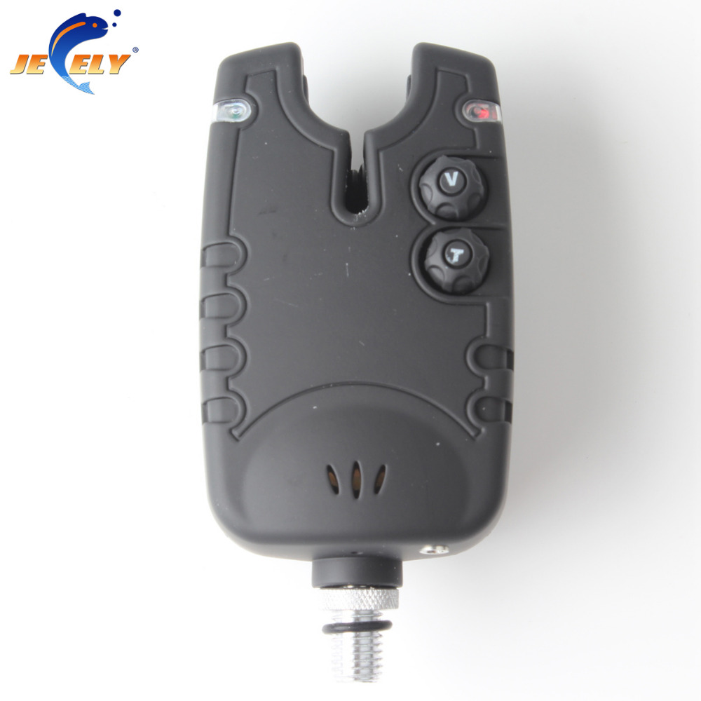 High Quality Waterproof Single Carp Fishing Bite Alarm JY-7 For Swinger
