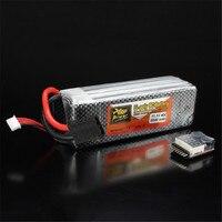 Rechargeable Lipo Battery ZOP Power 11.1V 8000mAh 3S 40C Lipo Battery For TRX Plug With Battery Alarm For Traxxas