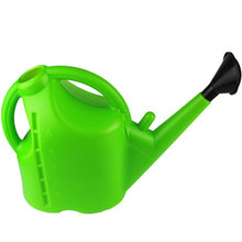 10L Thick Watering Can Plastic Sprinkler Watering Kettle Household Long Mouth High Capacity Gardening Watering Pot Pouring