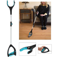 Полезный резиновый захват мусора палочки крючки для инвалидов садовый рычаг расширение граббер инструменты старые инструменты