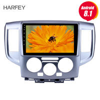 Harfey Android 8.1 Radio 9 For NISSAN NV200 2009 2016 GPS Navigation Car Stereo Bluetooth Support Mirror Link OBD2 AUX 3G SWC