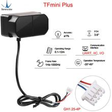 Lidar Range Finder Sensor Module TFmini Plus TOF LiDAR Module, IP65 Waterproof Dustproof UART I2C IIC I/O Anti-Dust FZ3385