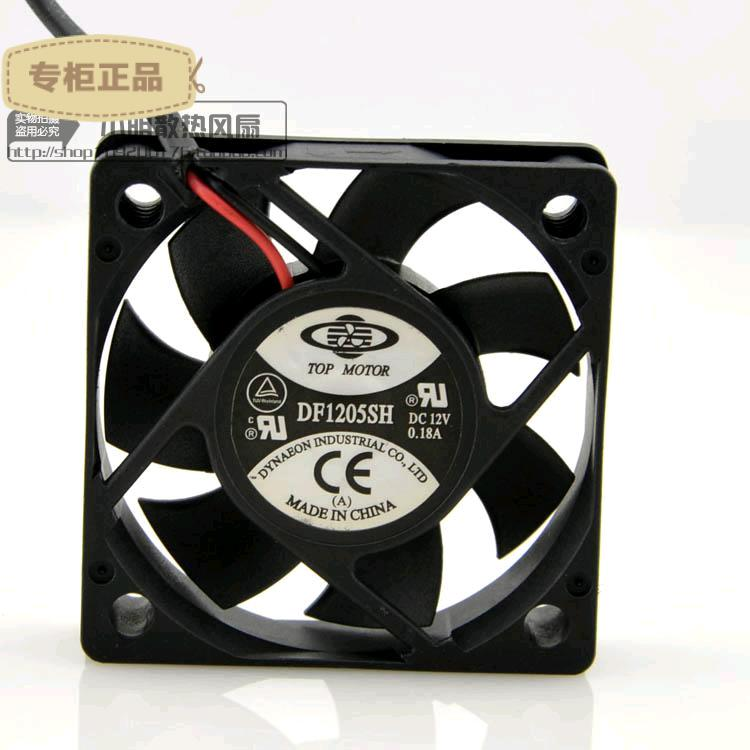 Free Delivery. 5 cm DF1205SH 5015 12 v 0.18 A cooling fan