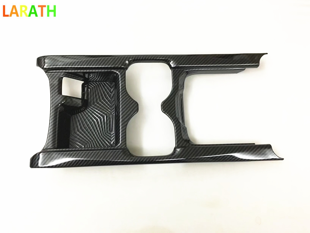 Trustful Car Styling Carbon Fiber Inner Middle Handbrake Shift Stall Paddle Cup Switch Frame Lamp Trim 1pcs For Honda Crv Cr-v 2017 2018 Preventing Hairs From Graying And Helpful To Retain Complexion Auto Replacement Parts Exterior Parts