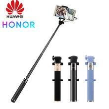 Монопод для селфи Huawei Honor AF11 проводной выдвижной ручной затвор для iPhone Huawei Samsung