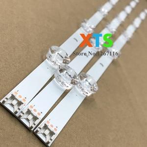 Image 3 - 새로운 1 set = 3 pcs 6/7 leds 590mm led 백라이트 스트립 교체 lg 32ln5100 32ln545b innotek pola2.0 32 인치 a b 타입 hc320dxn