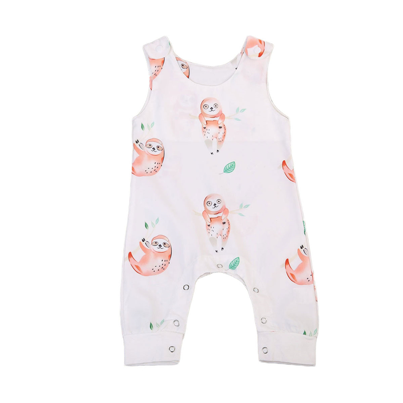Cute Newborn Infant Baby Girls Unicorn Rompers Summer Silver Gold Short Sleeve Baby Girls Clothing Jumpsuit Playsuit Boys' Baby Clothing