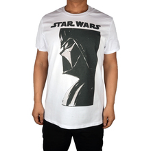 Star wars 2016 vader profile george middot lucas t shirt
