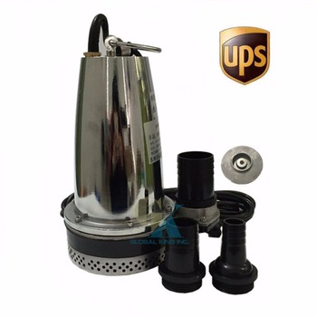 DC 12V, 300W High Flow Farm & Ranch Submersible Deep Well Water Pump