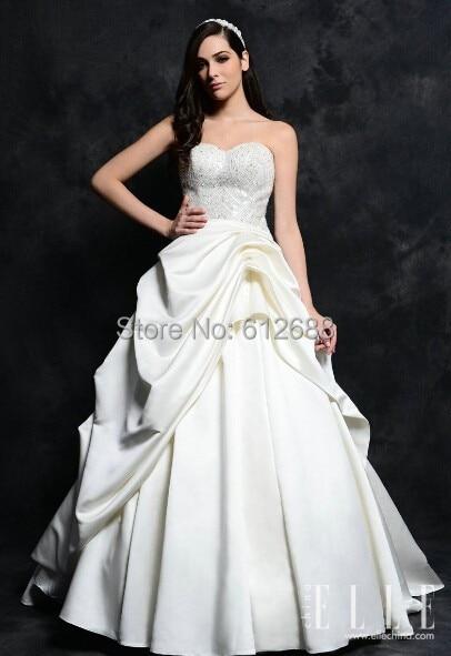 Popular Silk Wedding Gowns-Buy Cheap Silk Wedding Gowns lots from ...