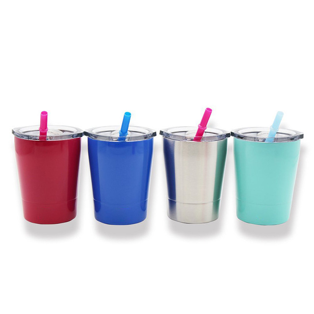 8oz Stainless Steel Kids Tumblerdouble Wall Stainless Steel