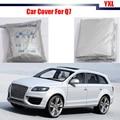 Бесплатная Доставка! автомобиль Анти-Уф Дождь Снег Устойчив Солнцезащитный Козырек Автомобиля Обложка Пыле Для Audi Q7