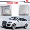 Free Shipping ! Car Anti-UV Rain Snow Resistant Sun Shield Car Cover Dustproof For Audi Q7