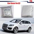 Frete Grátis! Protetor Solar Tampa Do Carro Tampa Do carro Anti-UV Chuva Neve Resistente À Prova de Poeira Para Audi Q7