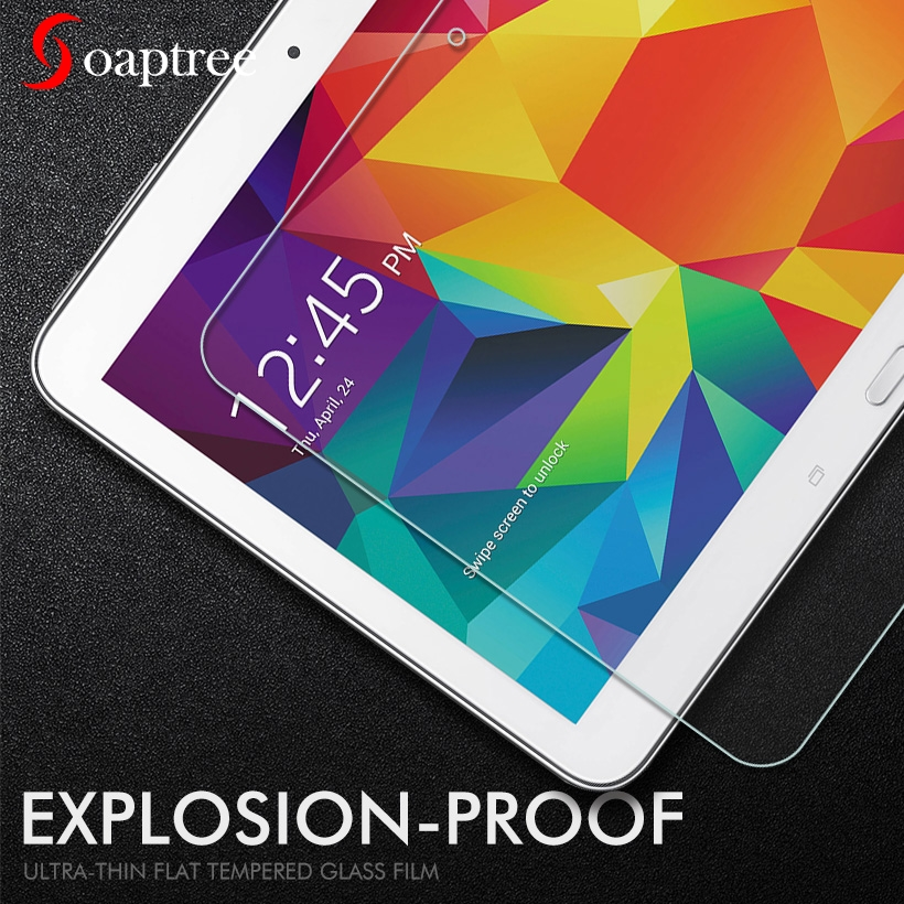 Tempered Glass For Samsung Galaxy Tab 4 10.1 LTE SM T530 T531 T535 T533 10.1 Inch Screen Protector Protective Film
