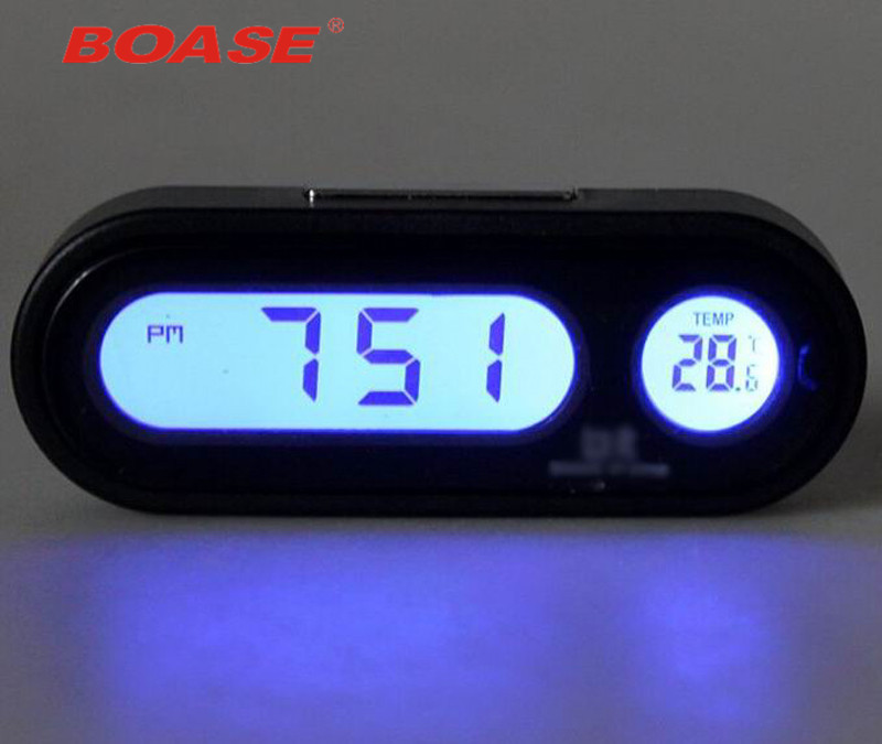 Good Quality Fashion Car Clock Auto Vehicle