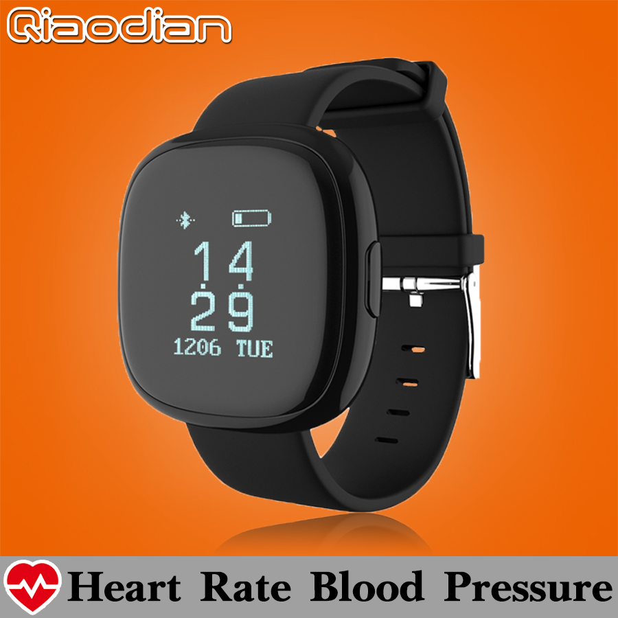 ФОТО Blood Pressure Bluetooth Connectivity Smart Watch Clock Waterproof Swim Heart Rate Smartwatch Fitness Watch For Android iOS