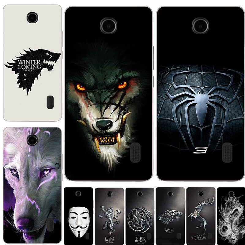 hard plastic Phone Cases For Huawei Y635/Y635-L01/ Y635-L02/Y635-L03 Phone Case Back Cover Coque Print painting Flower style