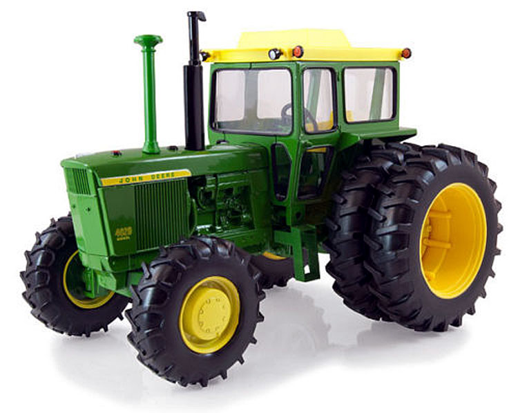 ФОТО knl hobby j deere 4620 tractor alloy large agricultural vehicles models us security act ertl 1:16