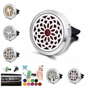 Image 1 - Auto Luchtverfrisser Auto Parfum Diffuser Clip Auto Auto Vent Luchtverfrisser Essentiële Auto Accessoires/Ornamenten C012