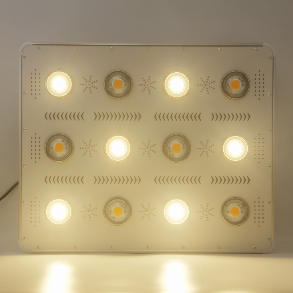 Chinese Suppliers Full Spectrum Led Cxb3590 1000w 960w Led Grow Light For All Stage Plants Led Cob Grow Light