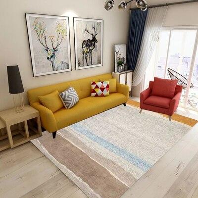 Lettres marbre motif tapis salon tapis canapé Table tapis de sol chambre rectangulaire chevet zone tapis Yoga tapis