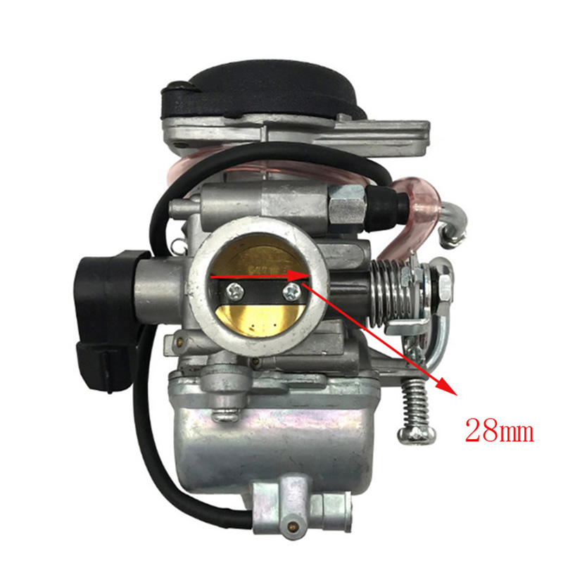 High Quality Motorcycle carb Carburetor For Yamaha FZ16 BYSON FZS Motorcycle Carburador For India