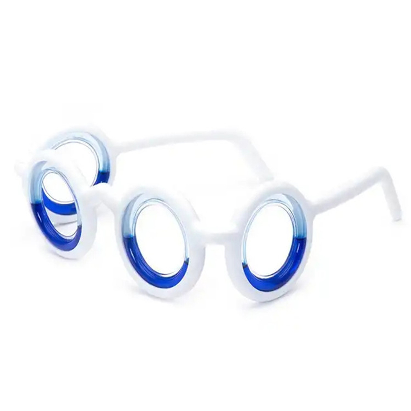 Anti-Motion Sickness Glasses Outdoor Travel Tool Cure Your Motion Sickness in 10-12 Minutes Sickness Glasses Carsickness Glasses