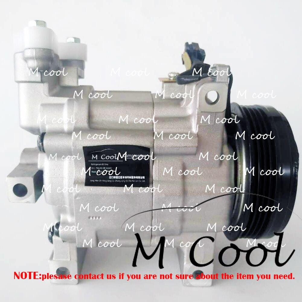 Высокое качество Фирменная Новинка DKV10R DKV-10R Ac компрессор для автомобиля Forester Impreza 73111fg001 73111SA010 73111SA010 5060217572